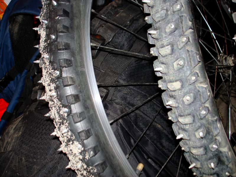 Как сделать покрышки для велосипеда 978