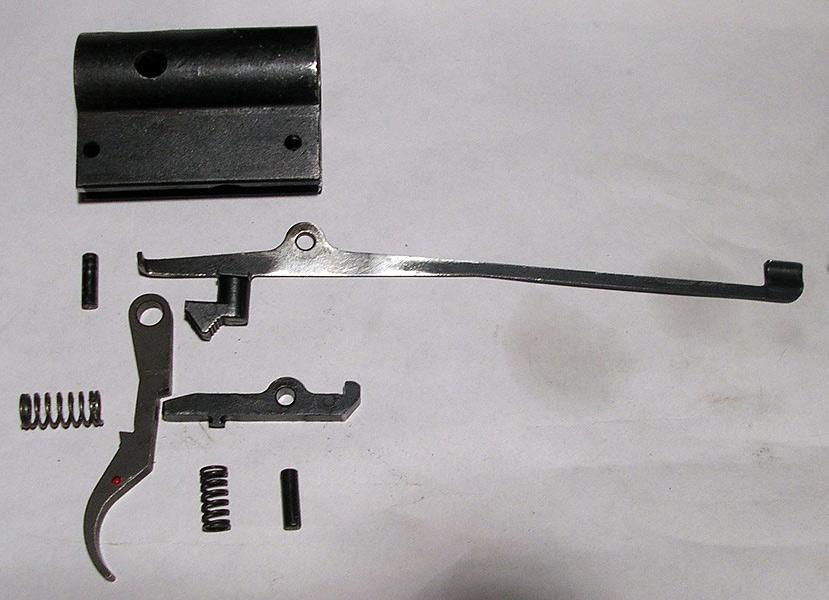 винтовки МР-512.