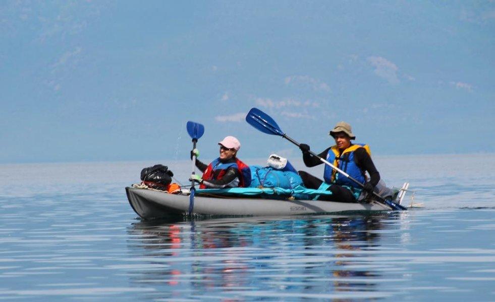 маршруты для надувных лодок