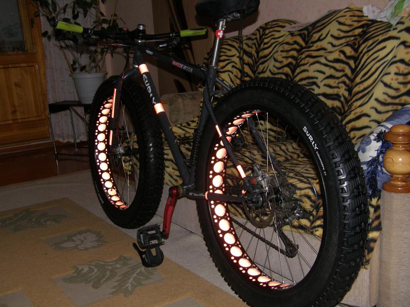 Как сделать диски для велосипеда в домашних условиях - Тюнинг велосипеда своими руками (велотюнинг) в домашних