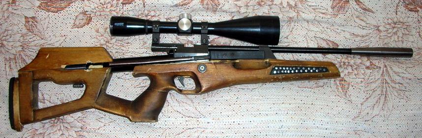 рср пневматические винтовки