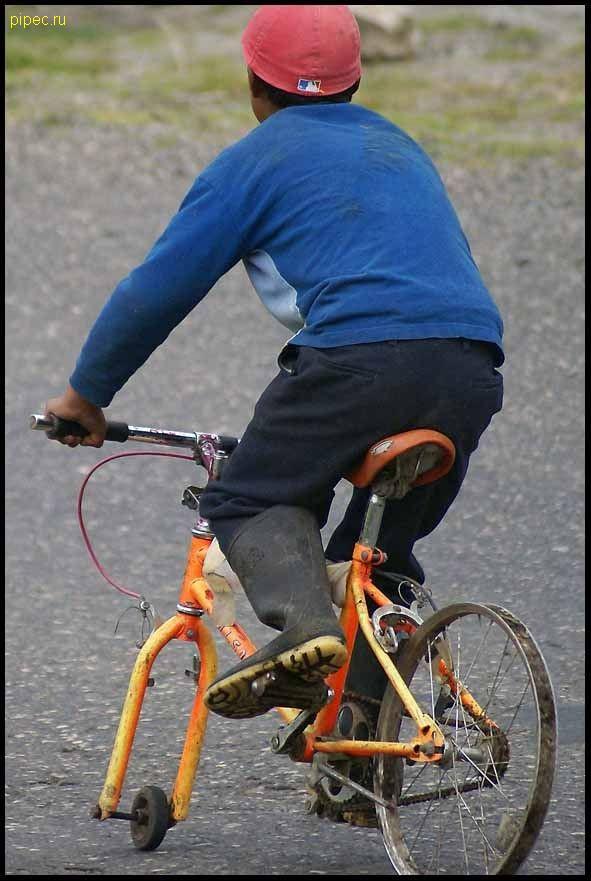 Смешные картинки на велосипедистов