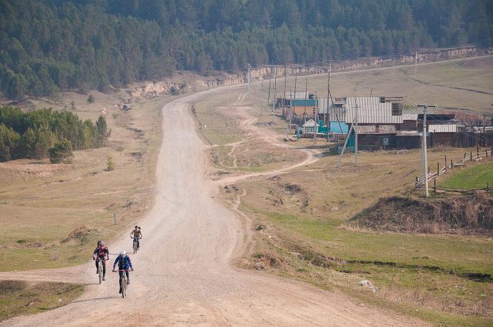 Вело-водный 100 км поход на один день F_1056983